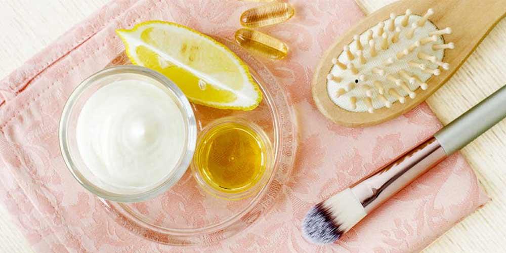 پرونئین تراپی مو در خانه با وسایلی ساده مانند شانه، لیمو و بسیاری وسایل دیگر