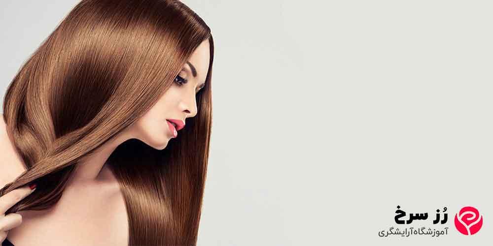 درخشندگی و جذابیت موها با کراتینه مو
