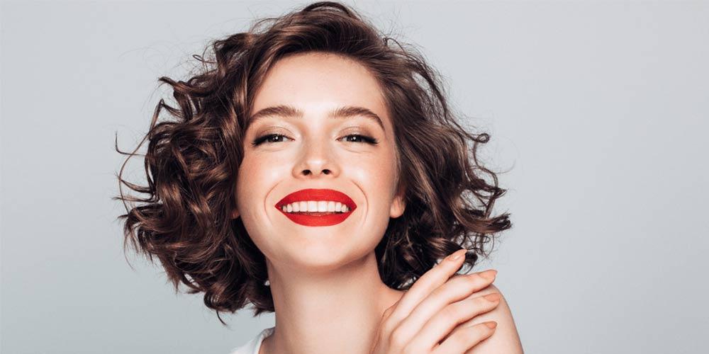 موی کوتاه برای صورت گرد زنانه