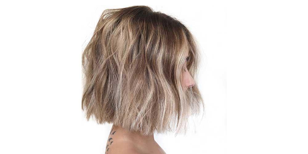 موهای کوتاه و کرلی