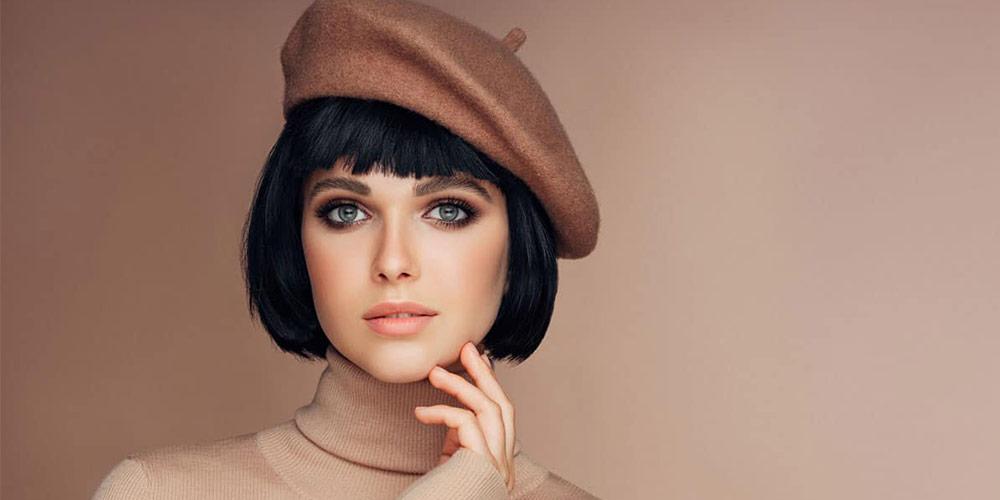 بهترین مدل موی چتری زنانه