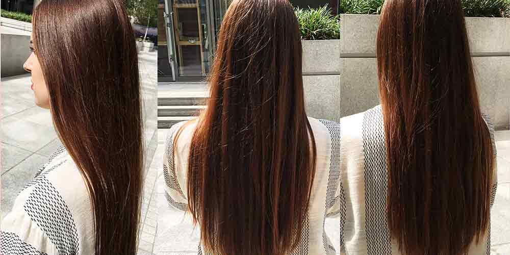 حنا هندی برای موهای تیره