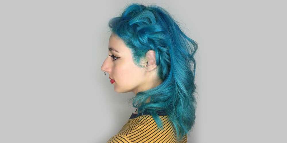 رنگ آبی لاجوردی