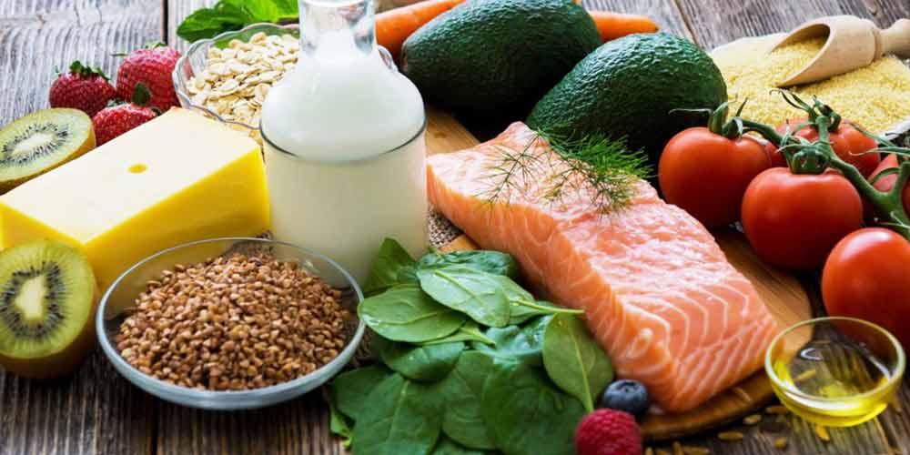 درمان جوش صورت با مواد غذایی