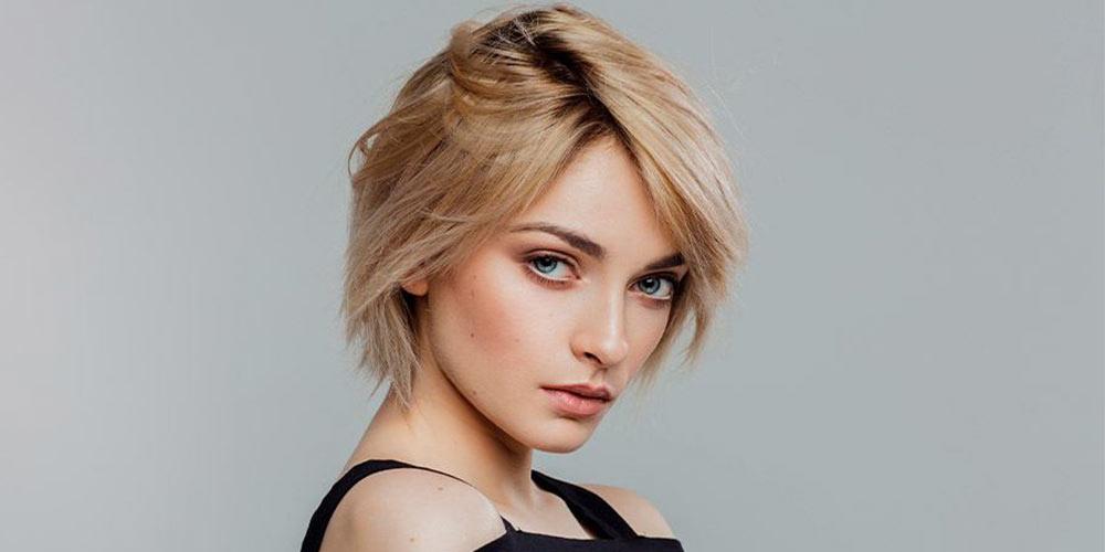 مدل موی کوتاه مجلسی دخترونه