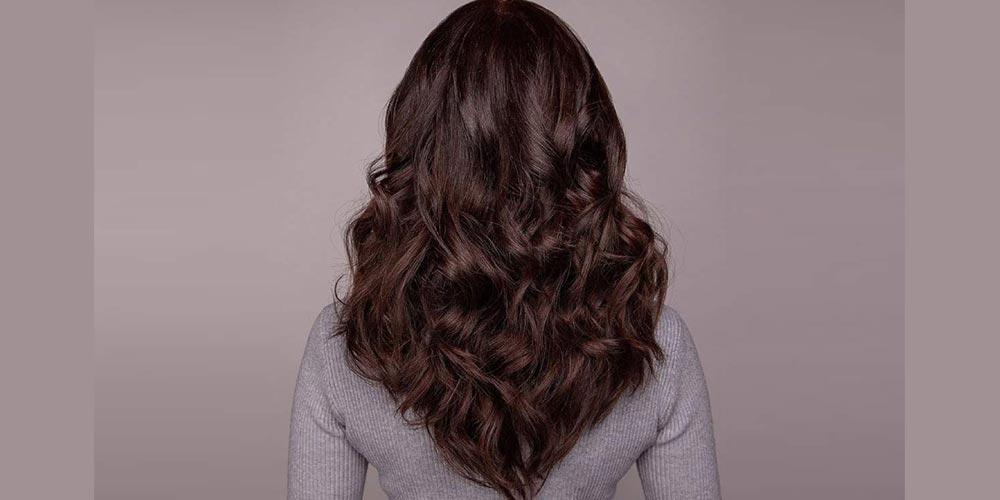 مدل موی جدید برای موهای بلند و پرپشت