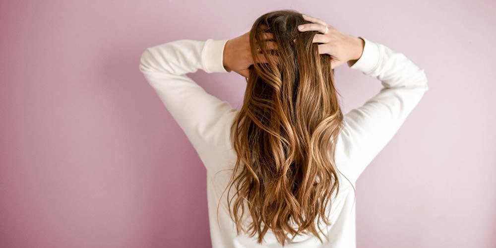موهای کرلی باز زنانه