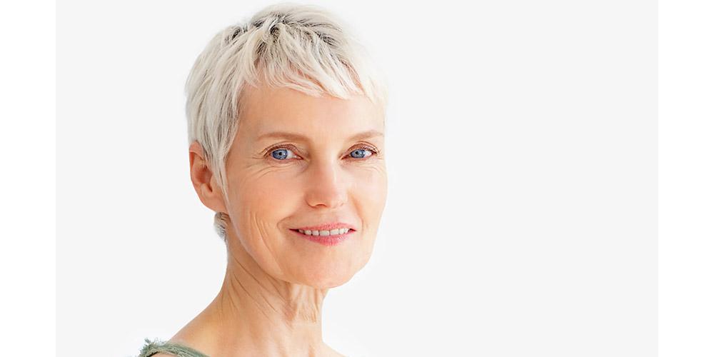 مدل مو کوتاه زنانه بالای 40 سال