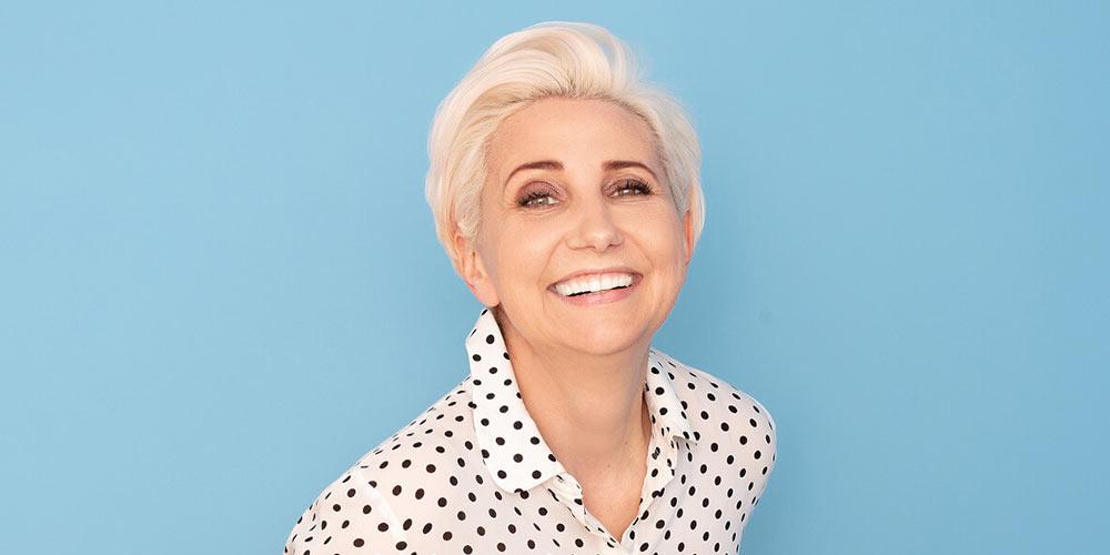 موی کوتاه زنانه برای خانم های مسن