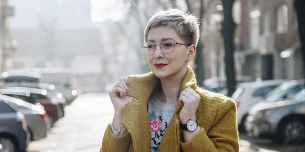 مدل موی کوتاه برای خانمهای 50 ساله