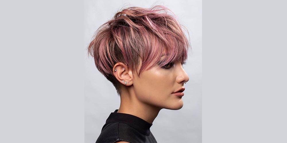 مدل موی زنانه کوتاه ۲۰۲۱