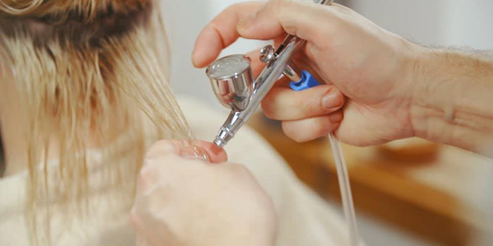 اکسیژن درمانی مو