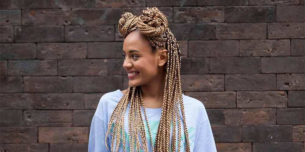 بافت مو آفریقایی