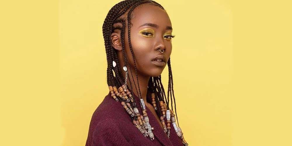 بافت مو آفریقایی میکرو
