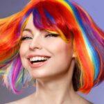فرمول ترکیب رنگ مو فانتزی