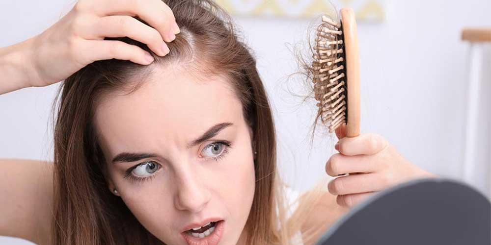 علایم ریزش مو بعد از ابتلا به کرونا