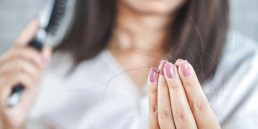 درمان غذایی در ریزش مو بعد از کرونا