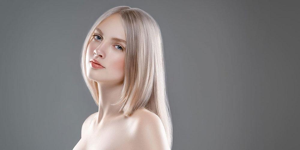 ترکیب رنگ مو کنفی مرواریدی