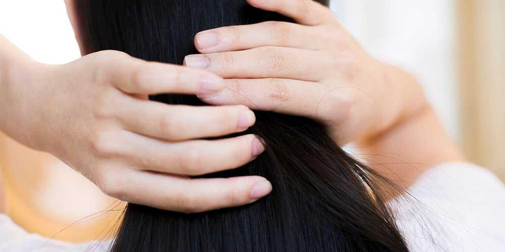 صافی موهای ویتامینه شده