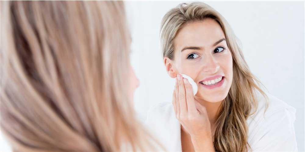 نحوه استفاده از میسلارواتر برای انواع پوست
