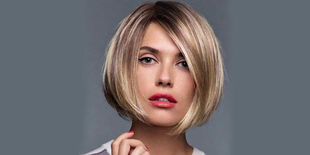 انواع هایلایت موی کوتاه
