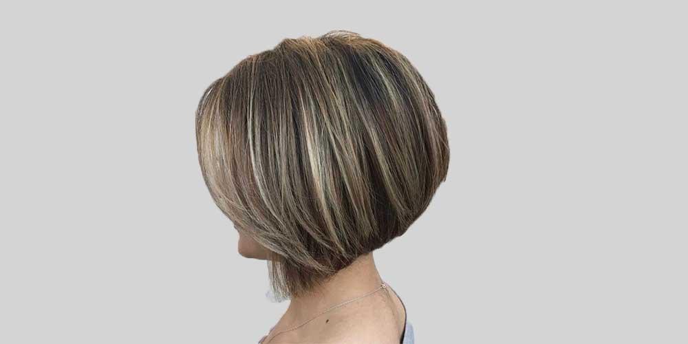 هایلایت موی کوتاه جدید