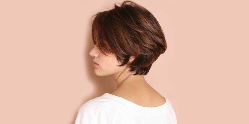 هایلایت موی کوتاه دخترونه