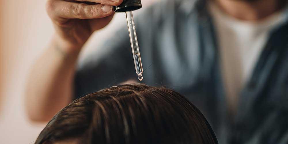 استفاده از سرمهای مو برای ویتامینه تراپی