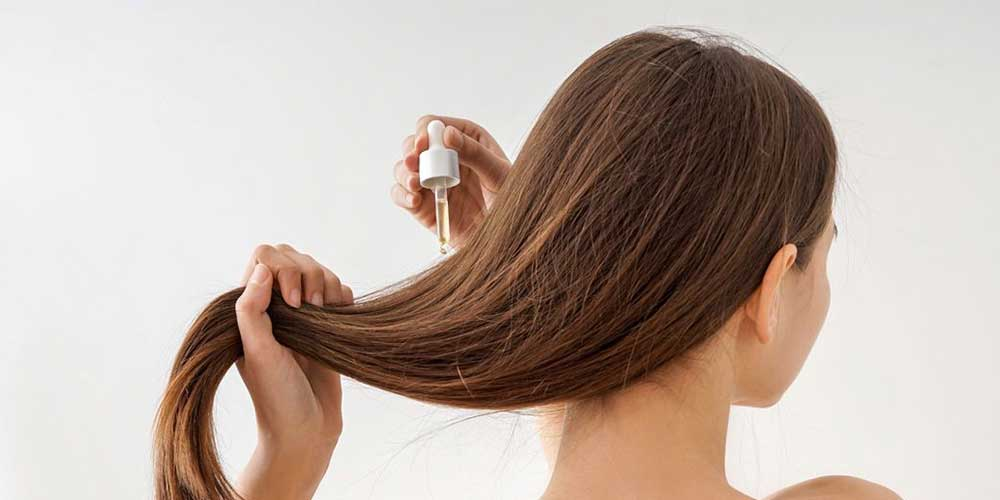 استفاده از سرم و ویتامینه مو