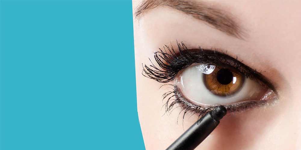 آموزش خط چشم