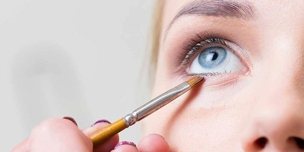تثبیت خط چشم مدادی