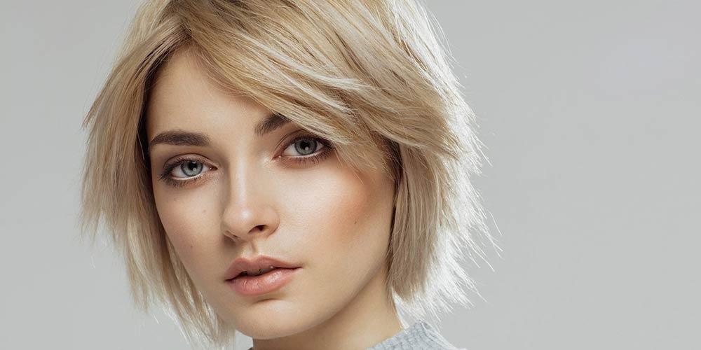 مدل مو لیر برای موهای صاف