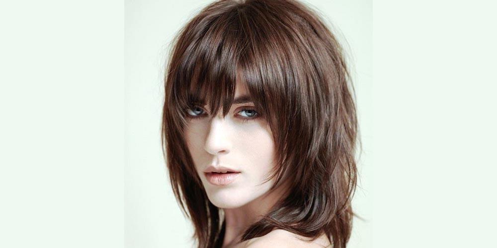 مدل موی لیر تا سرشانه