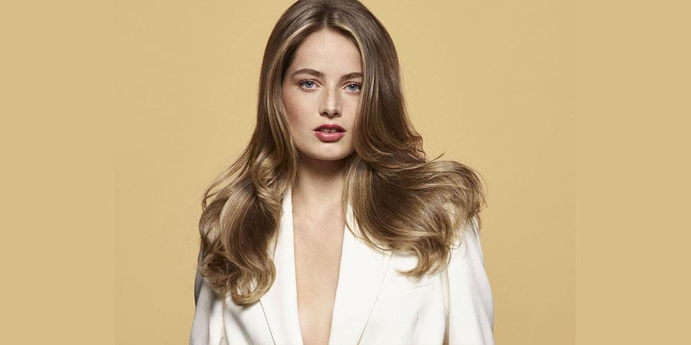مدل مو لیر بلند و باز