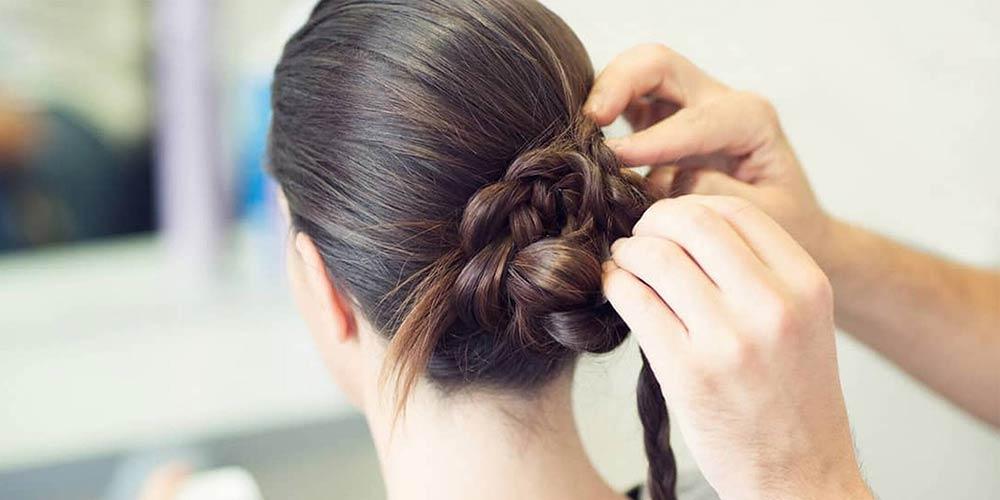 آموزش مدل موی گوجه ای